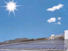 オール電化、太陽光発電